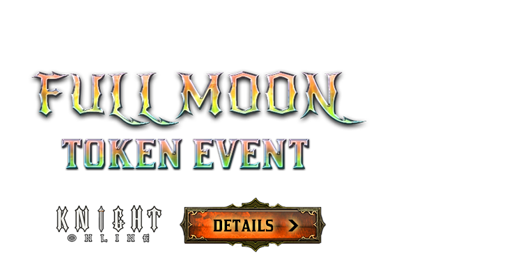 Full Moon Token -ENG