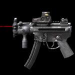 MP5K Holo