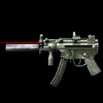 MP5K Laser
