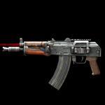 AKS-74U Laser