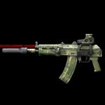 AKS-74U CQC