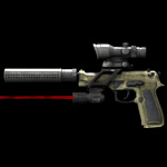 92FS Laser