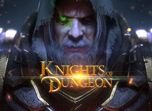 Knights Of Dungeon Poster