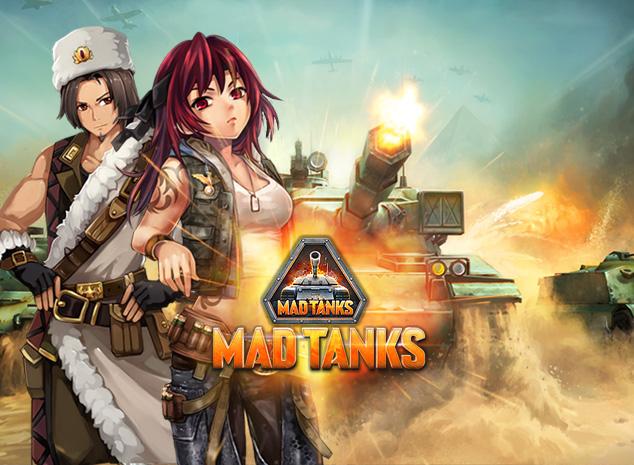 Madtanks Poster