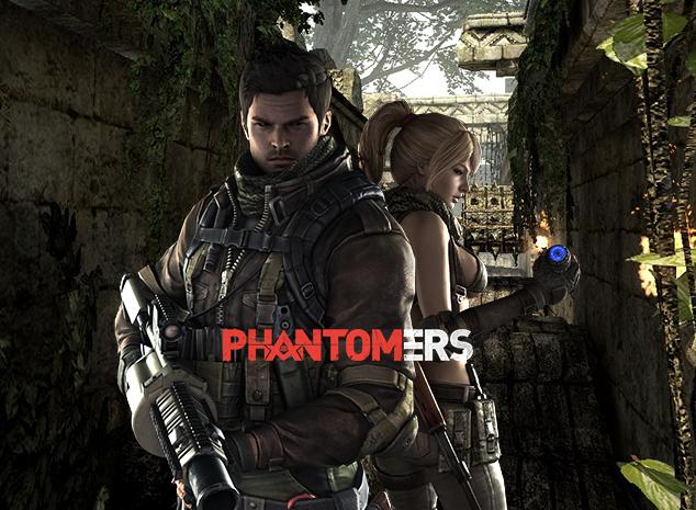 Phantomers Poster