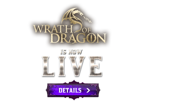 Wrath of Dragon is now live1
