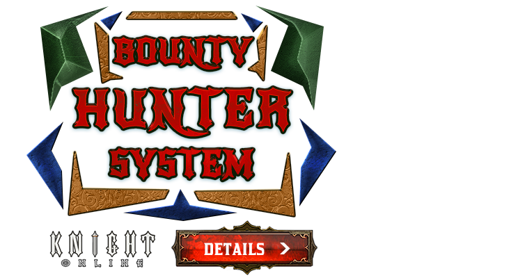 Bounty Hunter Event