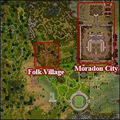 Image of Moradon Map