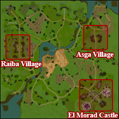 Image of El Morad Map